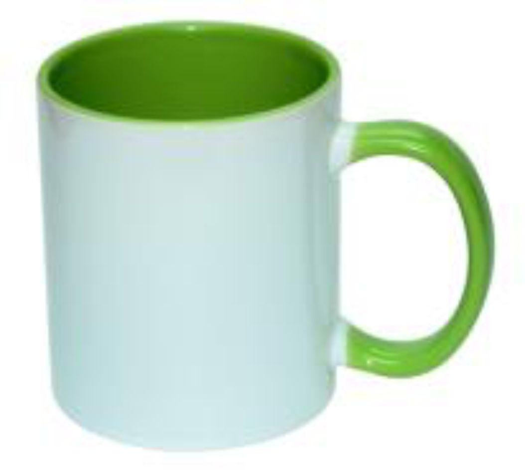 Kubek zielony